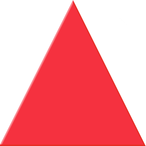 Red triangle png. Free icons and backgrounds