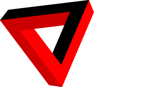 Red triangle png. Clip art at clker
