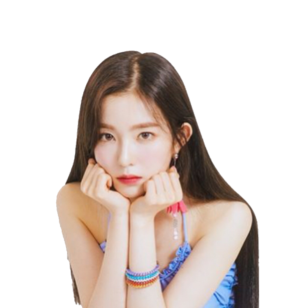 Irene red velvet png. Transparent kpop svg royalty free library