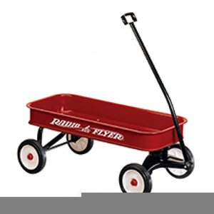 Red wagon. Free clipart images at