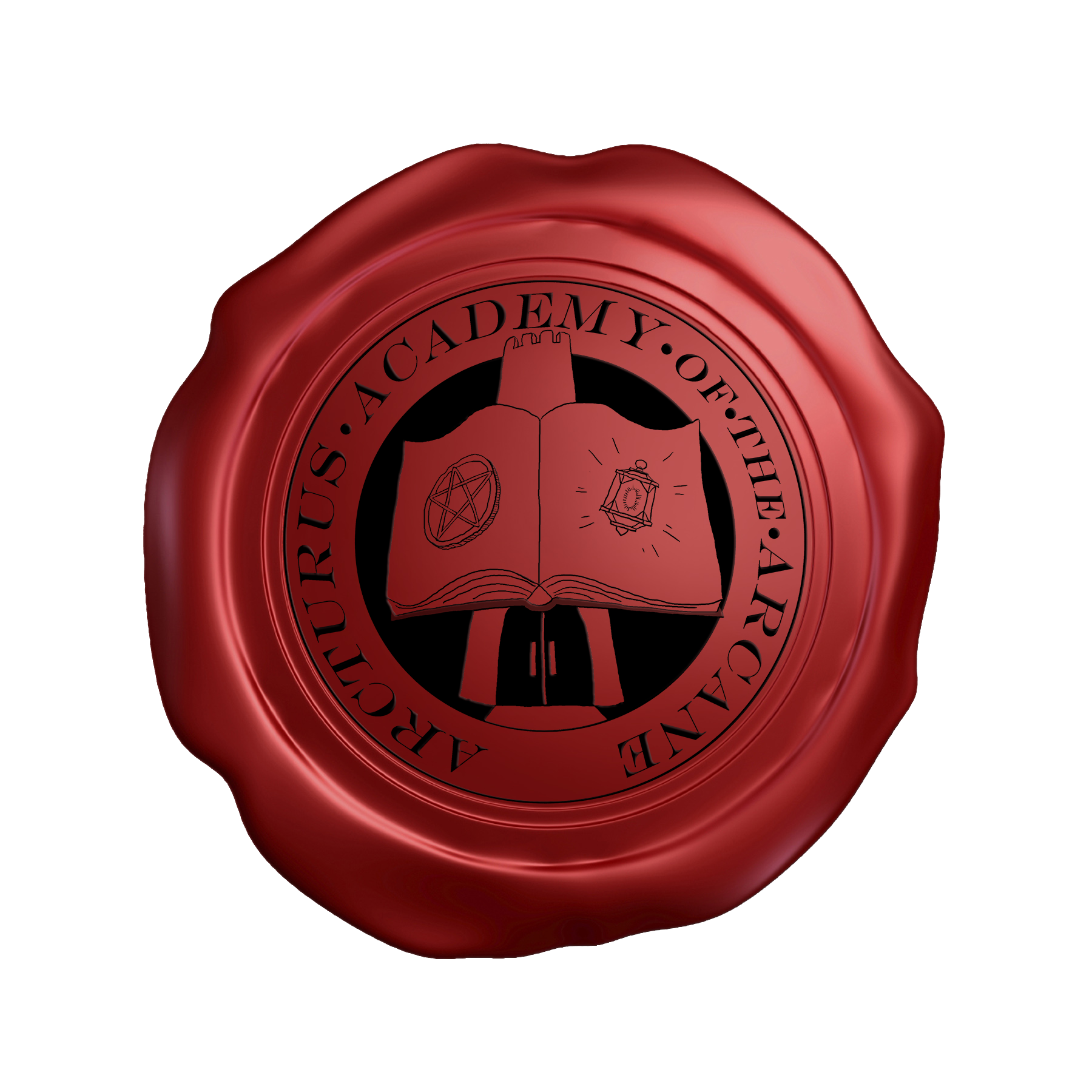 Wax seal png. Image arcturus academy wiki