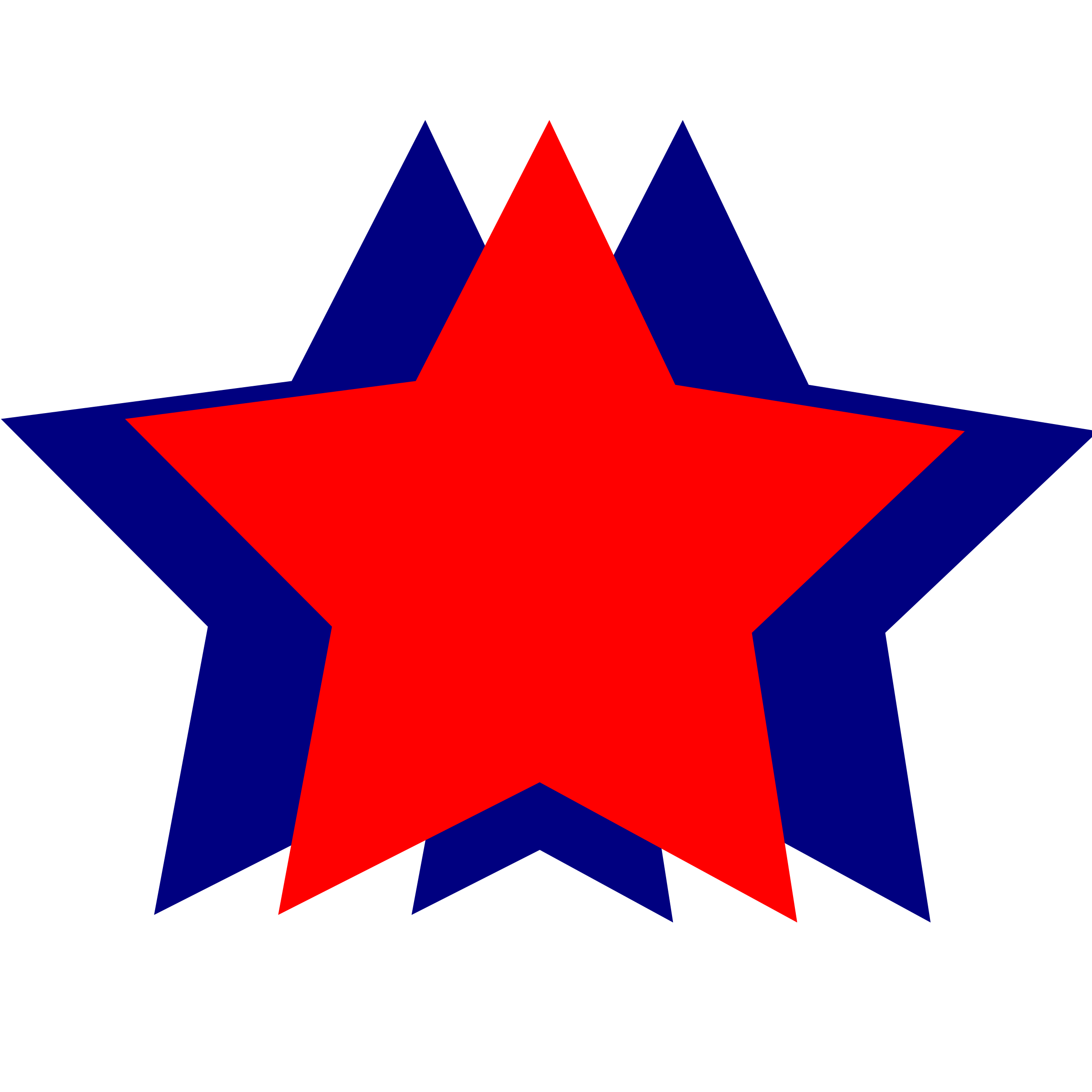 Red white blue png. And stars image