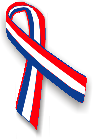Red white blue png. File and ribbon wikimedia
