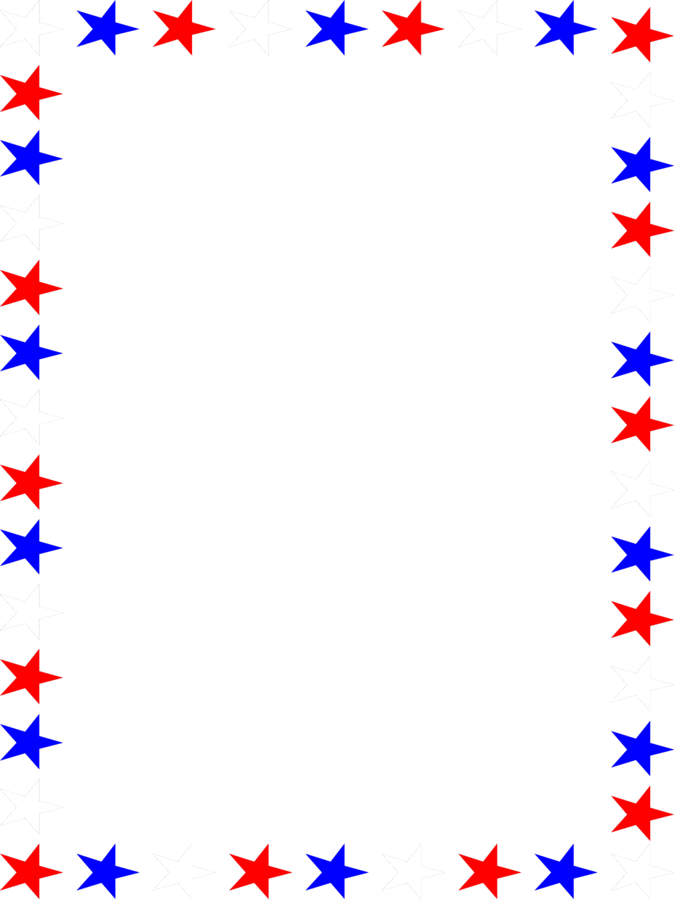 Red white and blue stars png. Illustration of a