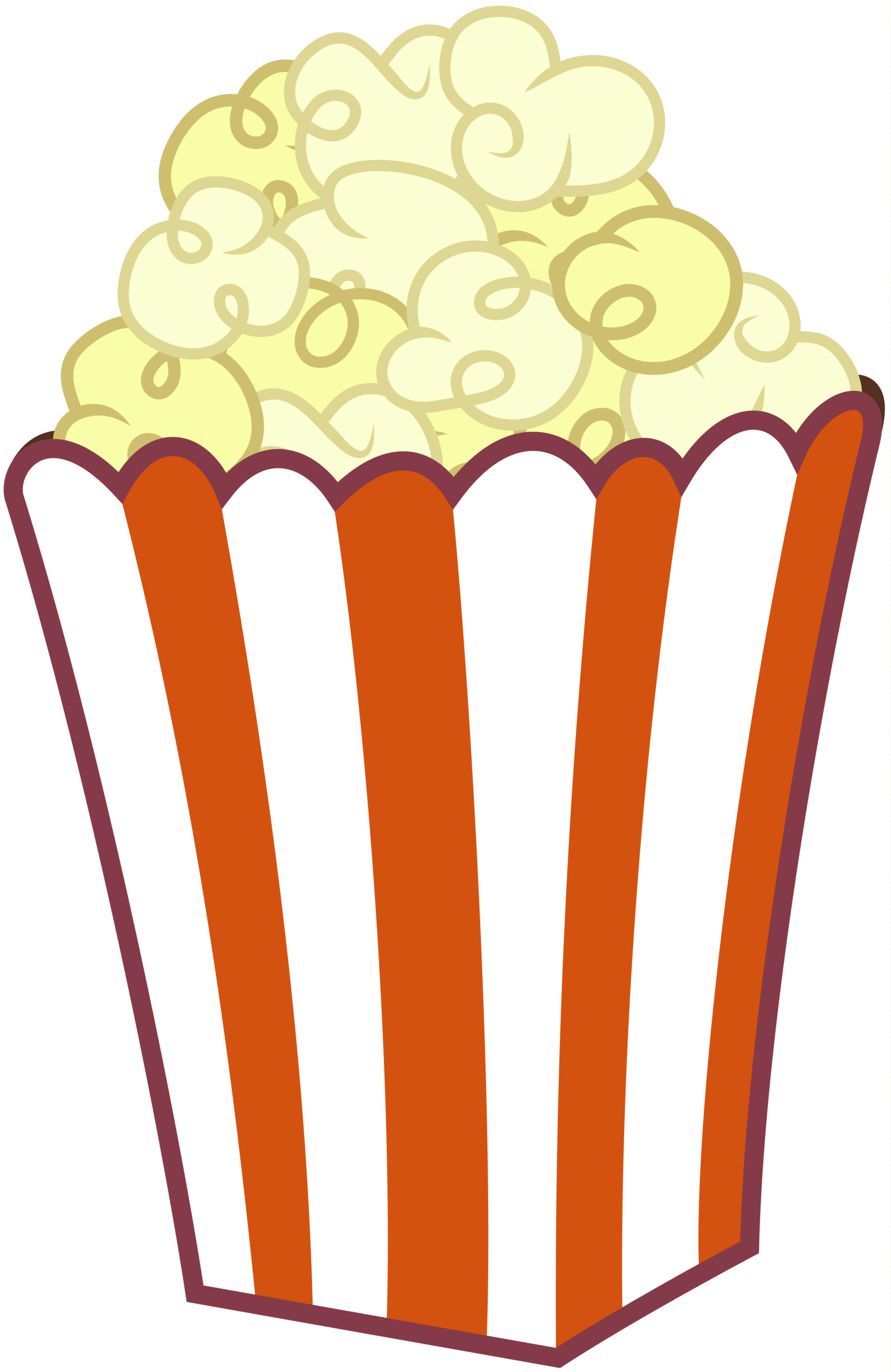 Red white popcorn boxes party invite clipart png. Image result for vector