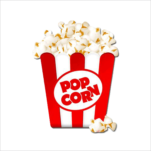 Red white popcorn boxes party invite clipart png. Wholesale custom small large