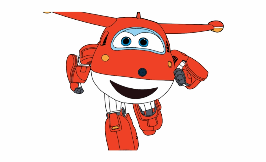 Red wingpack. Jett super wings clipart