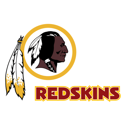 Washington american football transparent. Redskins svg old png black and white stock