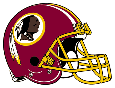 Cliparts football clipart. Redskins svg old graphic download