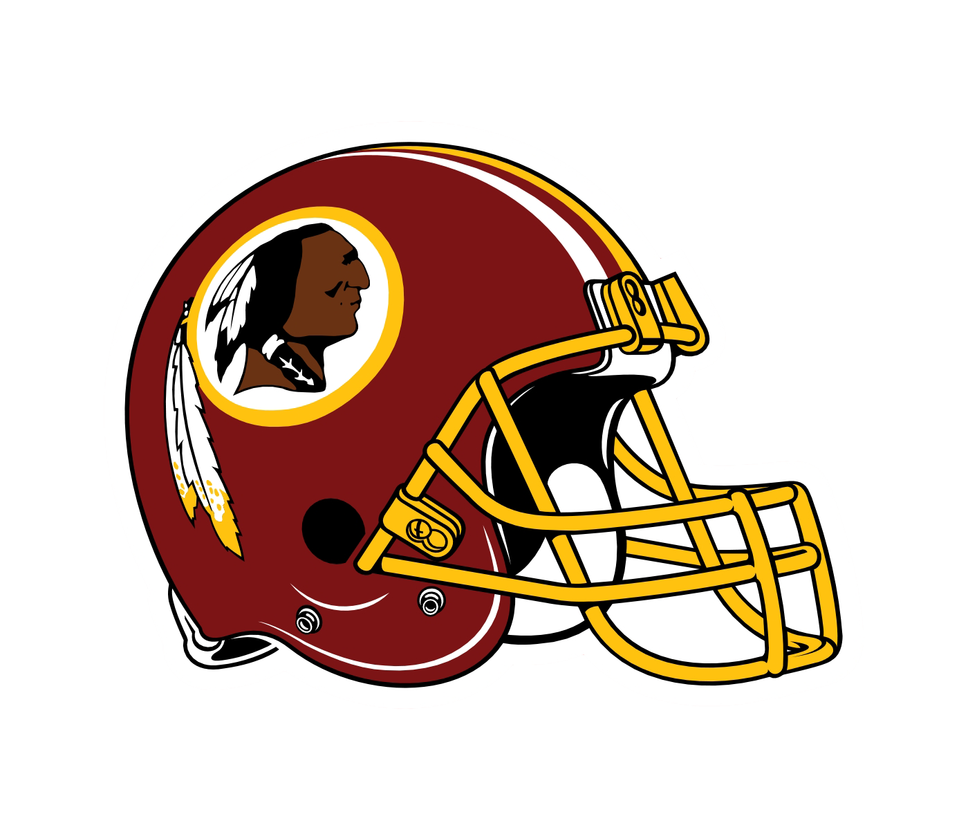 Redskins svg vector. Washington logo png transparent