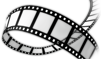 Film clipart png. Movie reel black and