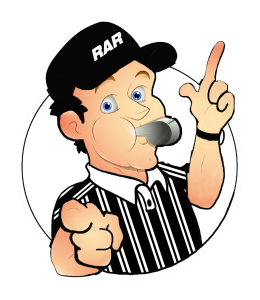 Referee clipart ref. Rent a your startup