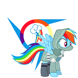 Dashie icon for windows. Reflective drawing chrome clipart royalty free