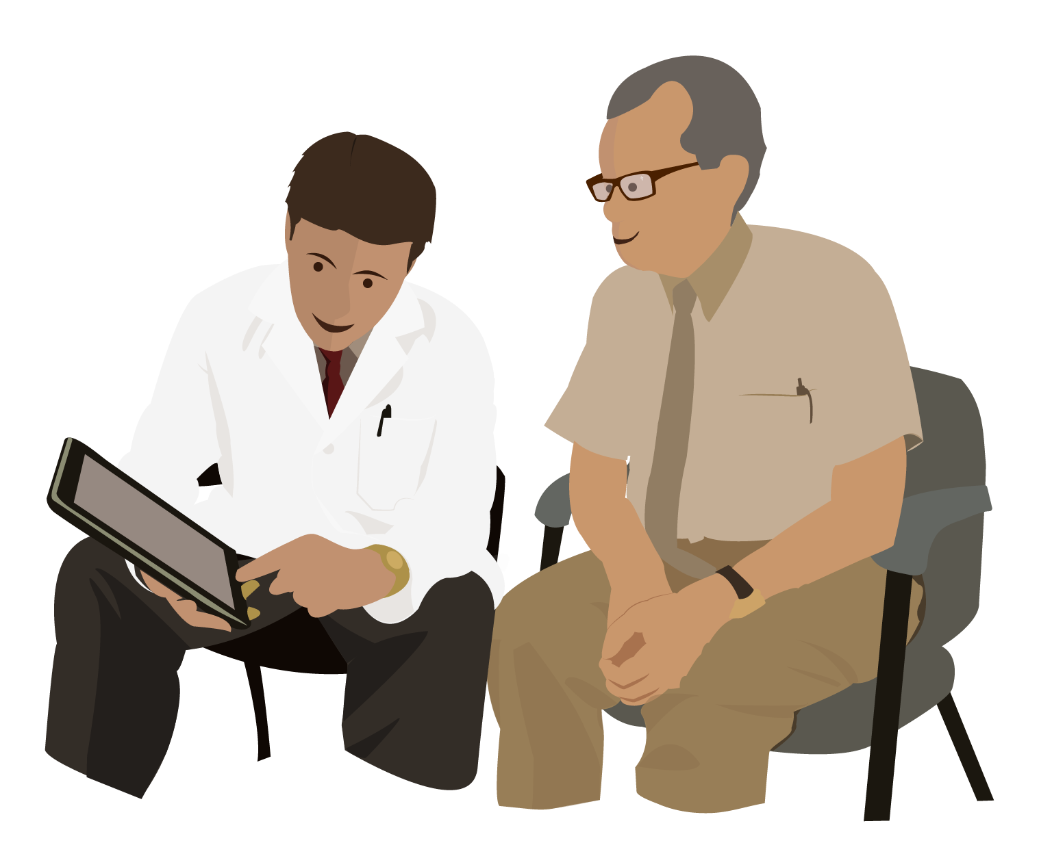 Register clipart patient information