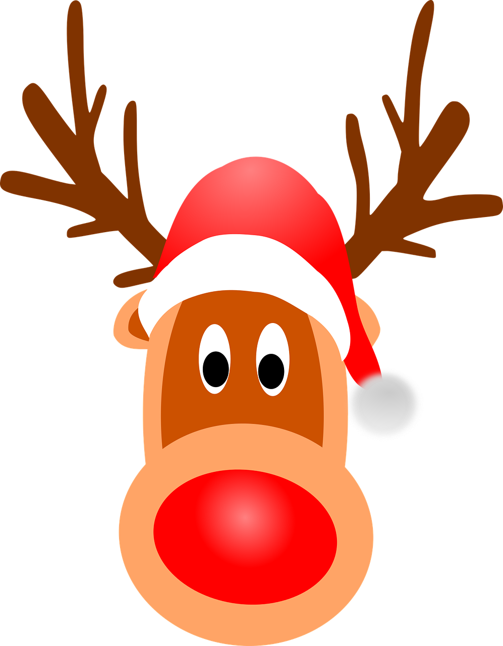 Rudolph antlers png. Reindeer costumes for dogs