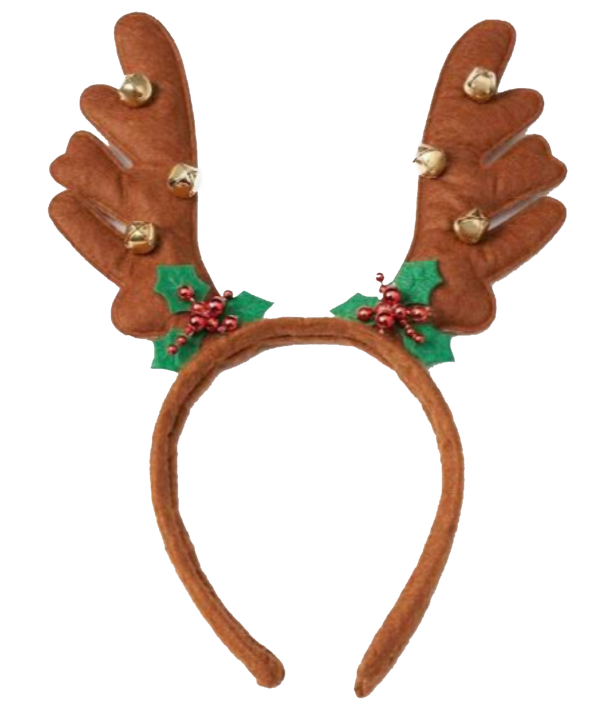 Reindeer antlers headband png. Cover templates and tutorials