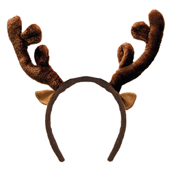 Christmas reindeer antlers png. Tumblr photo