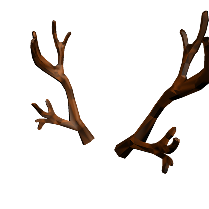 Reindeer antlers png. Fav and take roblox
