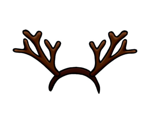 Photo. Reindeer antlers png tumblr svg library library