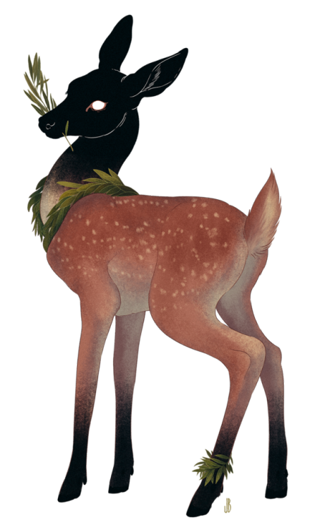 Pure deer you are. Reindeer antlers png tumblr picture black and white