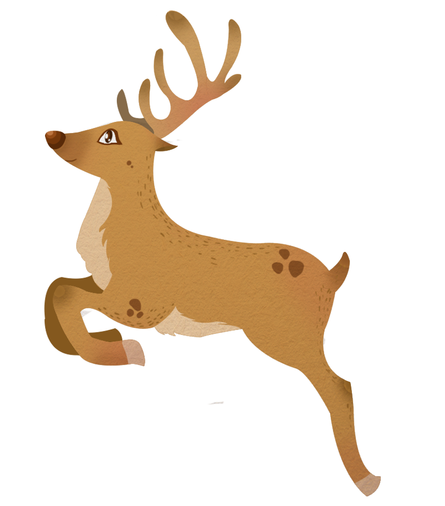 Rudolph clipart dasher. Free dance reindeer cliparts