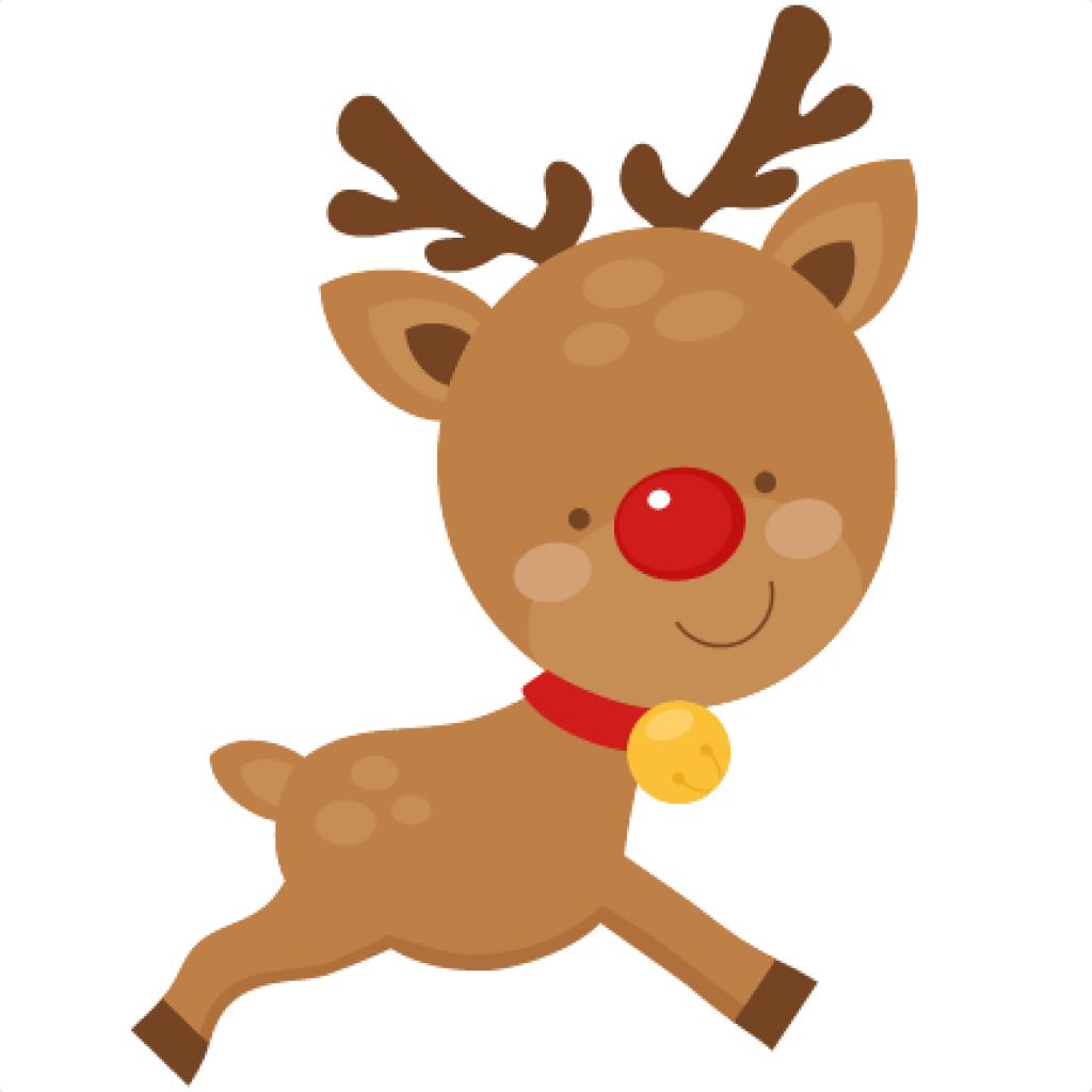 Free download cute christmas. Reindeer clipart simple banner freeuse stock