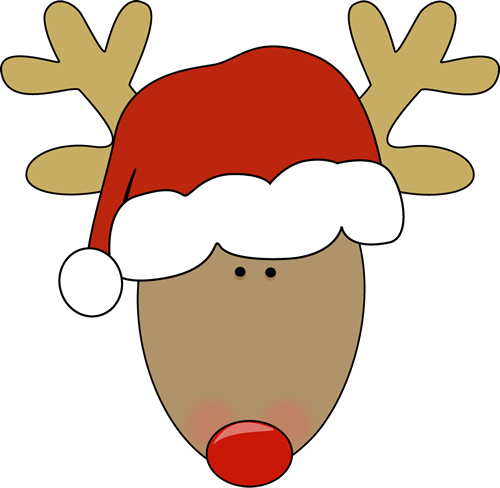 Antler clipart rudolph the red nosed reindeer. Free santa cliparts download
