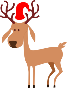 Clip art at clker. Reindeer clipart png graphic freeuse library