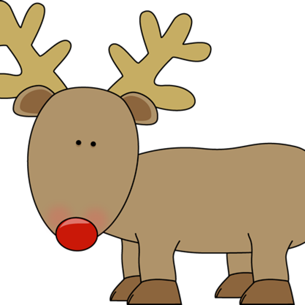 Free christmas download dinosaur. Reindeer clipart simple image library stock