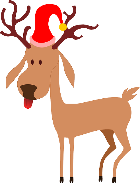 Reindeer hat png. Image with khan academy
