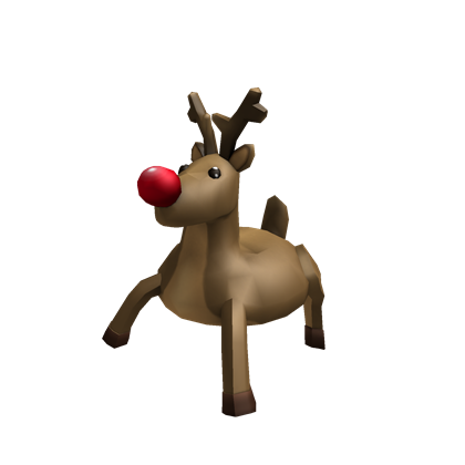 Reindeer hat png. Image red nosed roblox