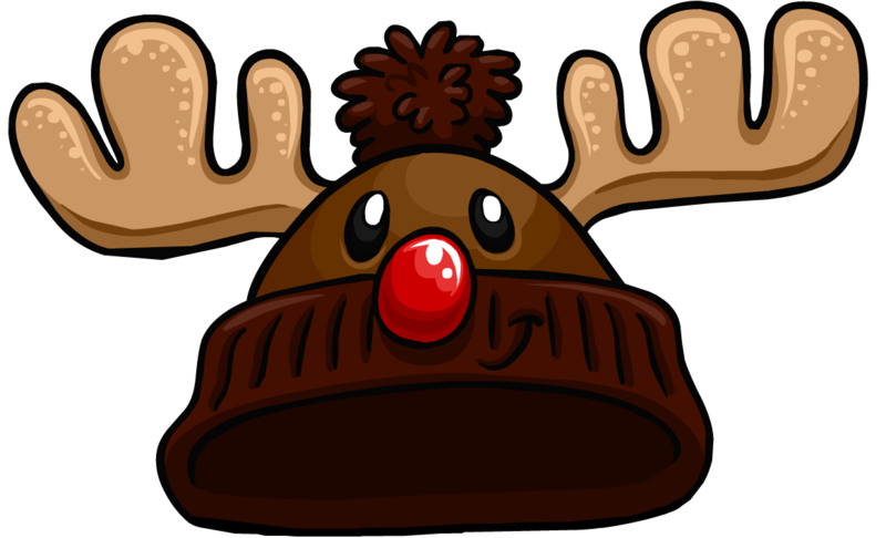 Reindeer hat png. Image the hornament club