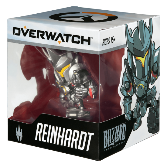 Reinhardt png overwatch. Cute but deadly figure