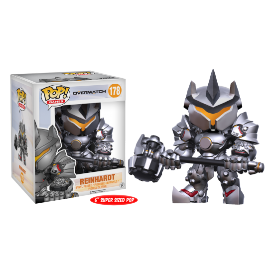 Reinhardt png overwatch. Funko pop vinyl over
