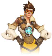 Moira transparent tracer. Overwatch wikipedia an illustration