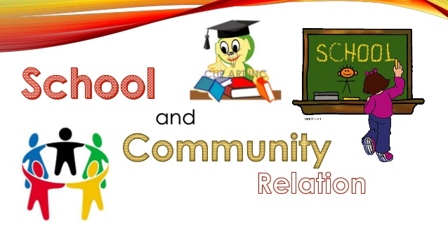 Relationship clipart school community. And relations