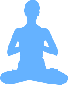 Relax clipart meditation. Pin by marie lane