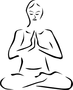 Relax clipart yoga. Learn how to anytime