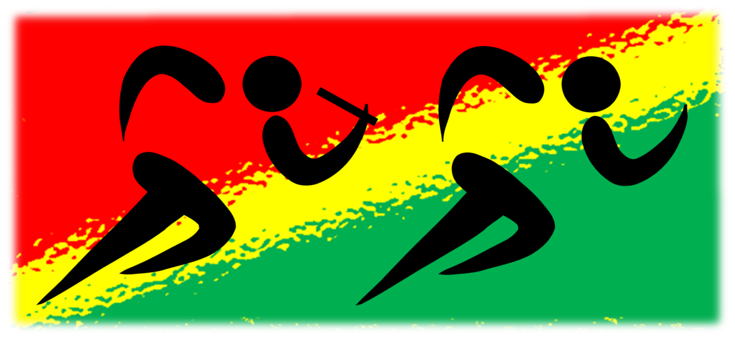 Relay runner png. Racing and projects breakthrough