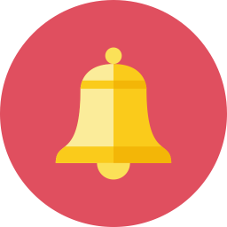 Reminder png bell. Icon myiconfinder