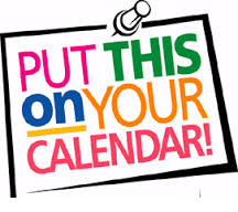 Reminder clipart annual meeting. Pto