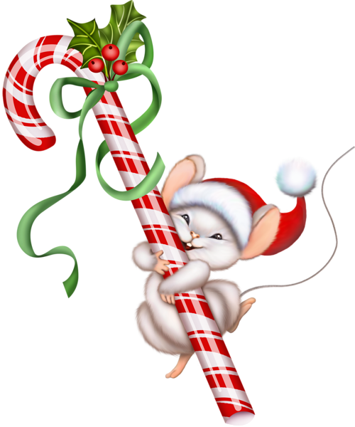 Reminder clipart christmas. Collection mouse clip art