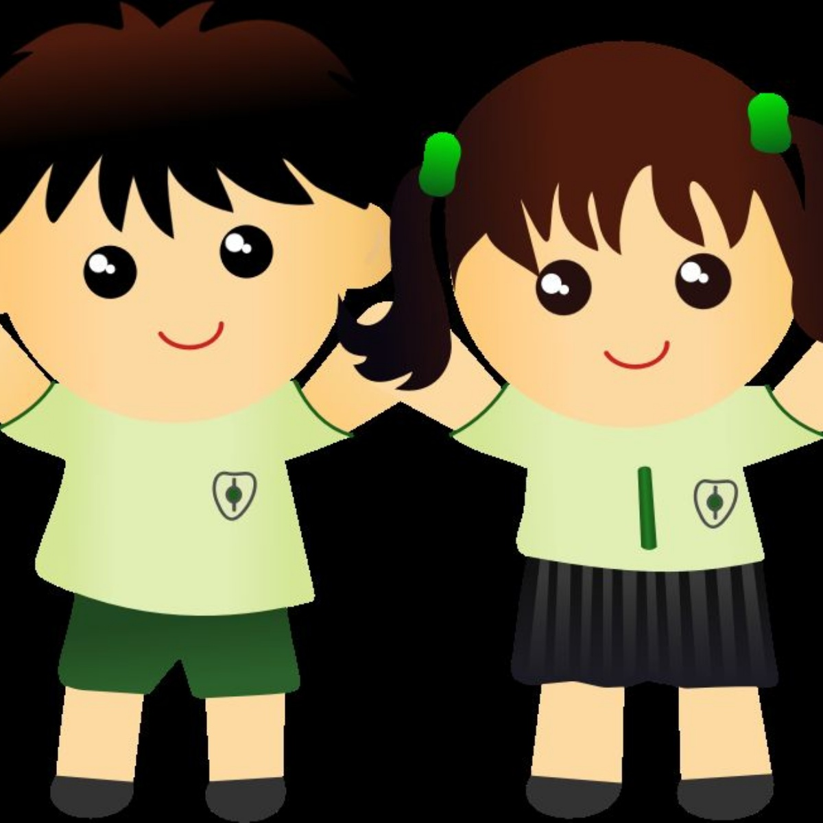 Reminder clipart uniform. Acorn trust school