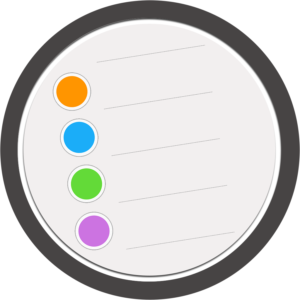 Reminder png cute. Icon bubble circle pack