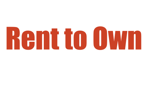 Rent a center logo png. To own your shed