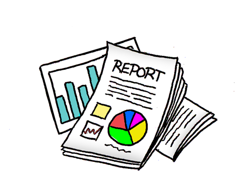 Report clipart school data. Sip reports