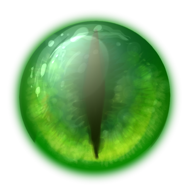 Reptile eye png. Image by awkwardloser d