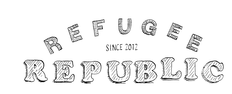 Republic drawing based. Submarine channel refugee