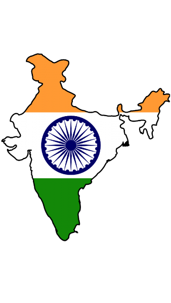 Republic drawing tiranga. D flag image