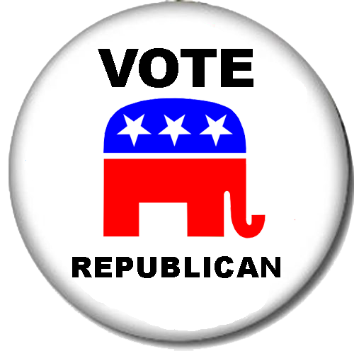 republican buttons png